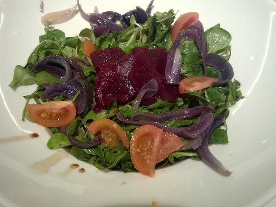 Maximus Resort : Salat
