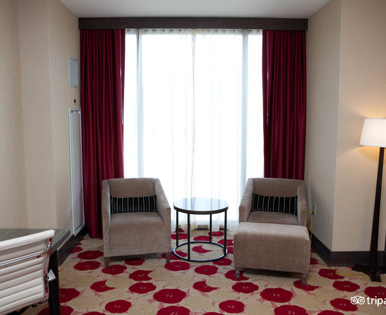 The City View King at the Hotel Palomar Chicago