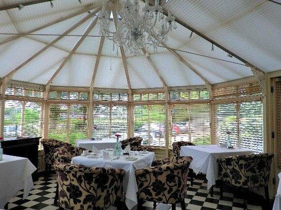 Etrop Grange : レストラン