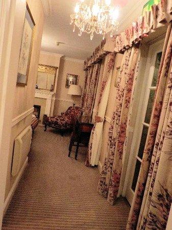 Etrop Grange : 部屋