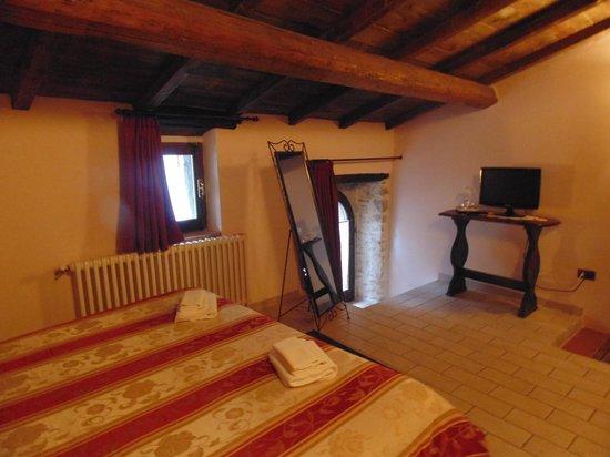 Residenza La Torre: la camera da letto