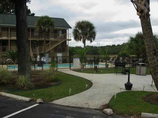 Creekside Lands Inn: General area