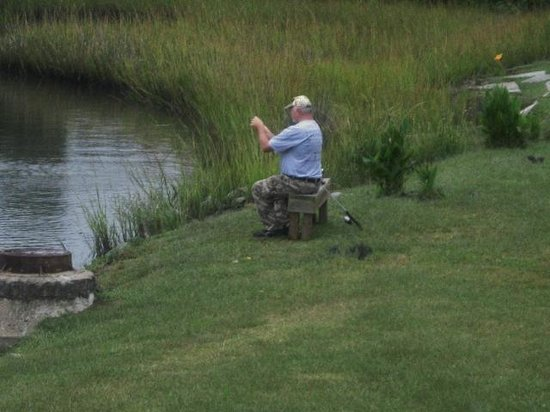Creekside Lands Inn : Fishing