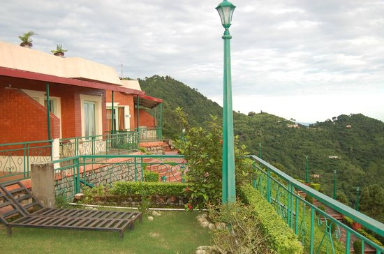 The Sirmour Retreat: cottages