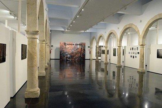 Centro Andaluz de la Fotografia : Interior