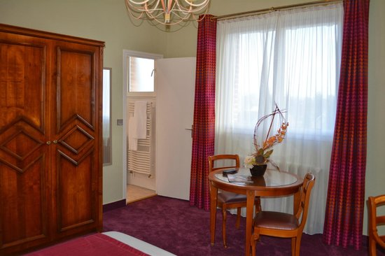 Hotel Marie-Anne : Chambre/Suite