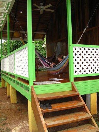 Chimuri Beach Retreat : Hammock time