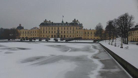 Drottningholm Palace : Drottingholm Palace