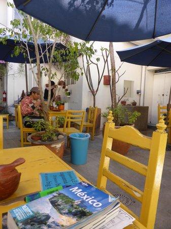 Casa de Don Pablo Hostel: comedor