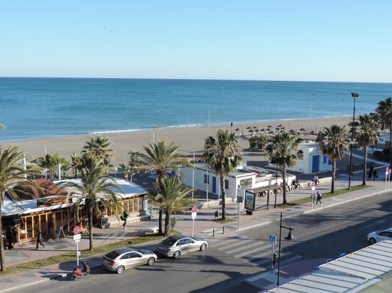 Sol Don Marco : The view from the 4th floor balcony