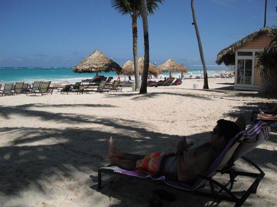 Paradisus Punta Cana Resort: beach