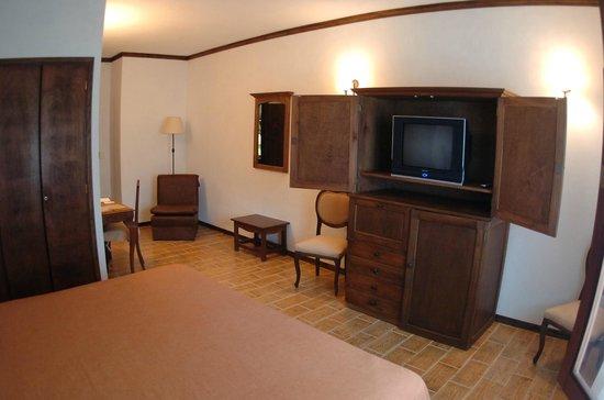 Hotel Salzburgo: Habitación