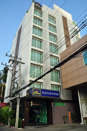 iCheck inn Mayfair Pratunam : Hotel