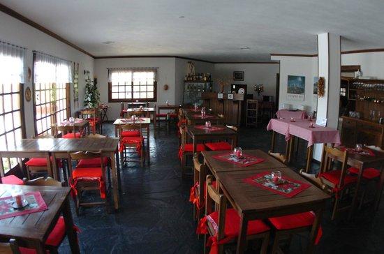 Hotel Salzburgo: Cafeteria