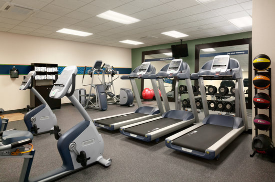 Hampton Inn & Suites Mansfield: Mansfield Hotel Fitness Center
