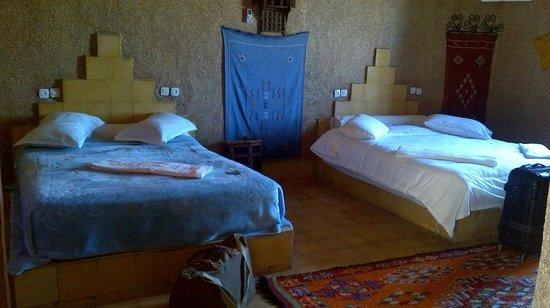Hotel Nomad Palace: chambre spacieuse, joliment décorée