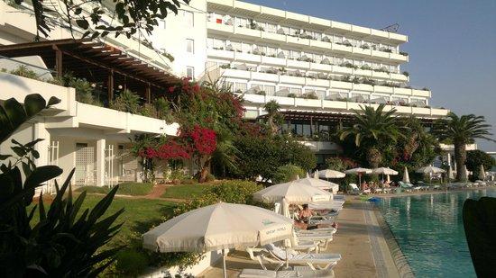 Grecian Sands Hotel : Отель