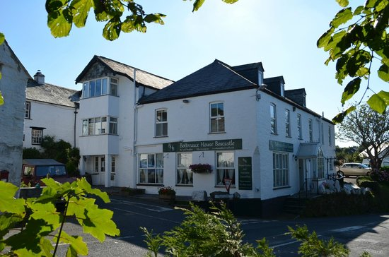 Bottreaux House Bed & Breakfast: Bottreaux House Boscastle