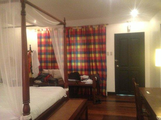Sea Wind Boracay Island : Bedroom