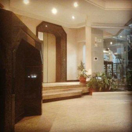 Hotel Padmam : Reception