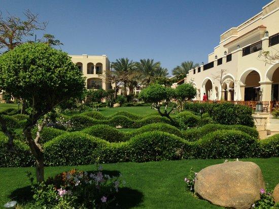 Jaz Mirabel Park : gardens