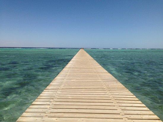 Jaz Mirabel Park: jetty
