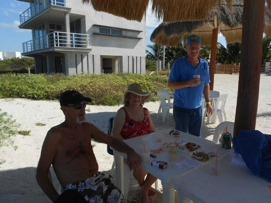 Grupo Auto Progreso Private Beach Resort With Open Bar Buffet