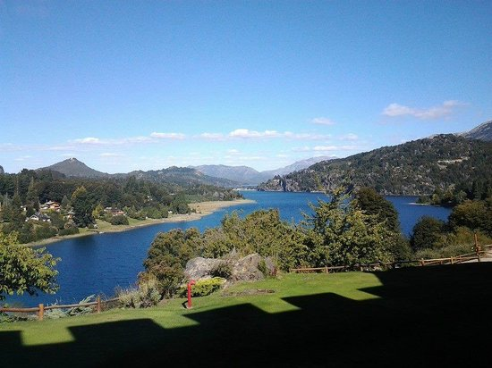 Llao Llao Hotel and Resort, Golf-Spa : vista desde una habitacion vista lago