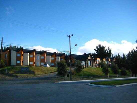 Hotel Mirador del Lago: El hotel