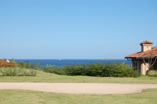 Reserva Conchal Beach Resort, Golf & Spa: View from pool