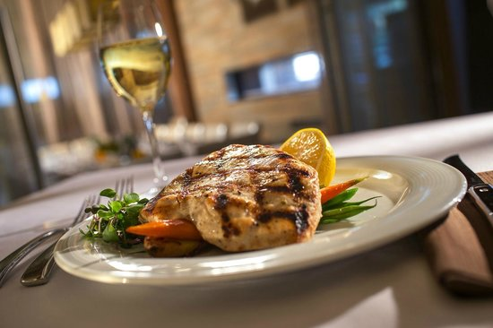 Kosar's Wood-Fired Grill: Swordfish