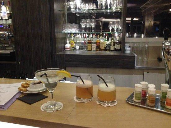 Hotel Baie des Anges : bar