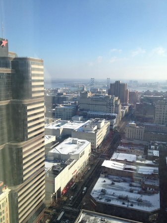 Loews Philadelphia Hotel : View