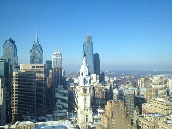 Loews Philadelphia Hotel : View
