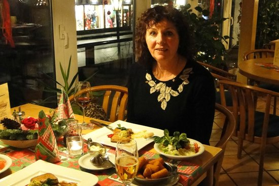 Kleines Hotel Wemhoff: diner