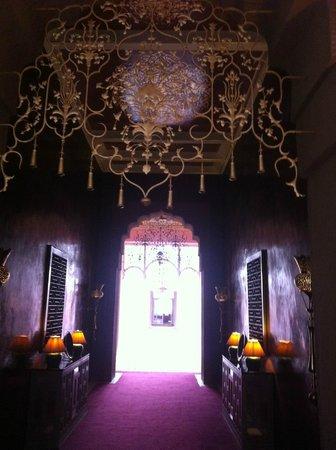 Sahara Palace Marrakech: Hotel Corridor