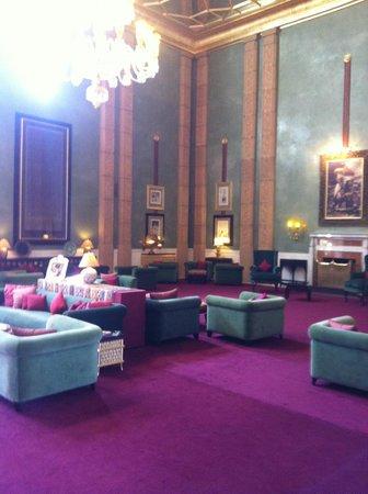 Sahara Palace Marrakech: Hotel Lounge