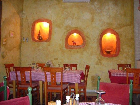 Restaurant Dar Deda : decor authentique reposant
