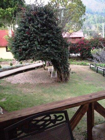 Rancho Constanza: Espacios para descansar