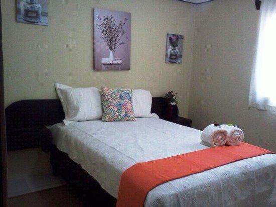 Rancho Constanza: Primera habitacion de villa familiar