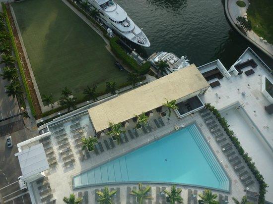 Kimpton EPIC Hotel: Ausblick vom Hotel