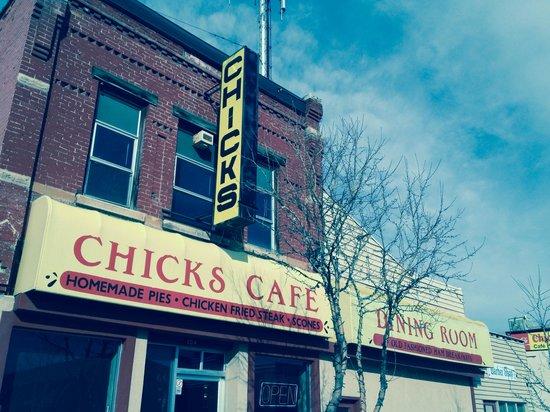 Chick S Cafe Heber City Ut