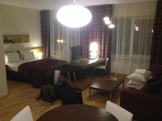 Ararat All Suites Hotel : Rom view
