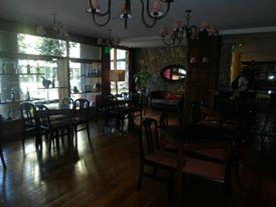 Hotel Nahuel Huapi: Bar