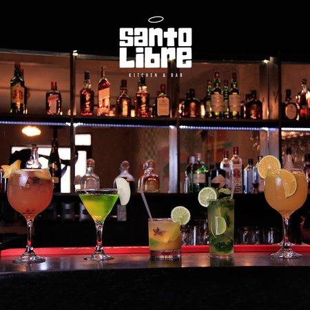 Santo Libre Kitchen & Bar: Cocktails