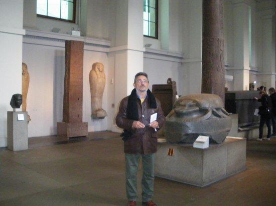British Museum: Piérdete por sus salas.
