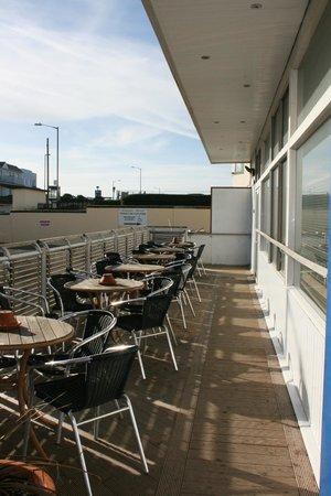 The Pentire Hotel: Sun Terrace