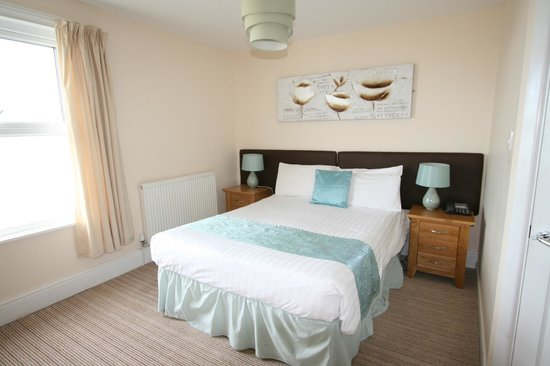 The Pentire Hotel: Ocean Facing Double Room