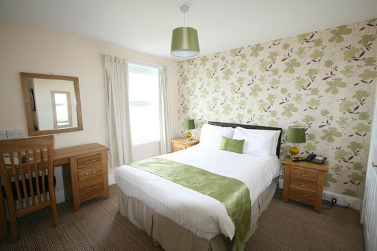 The Pentire Hotel: Ocean Facing Double