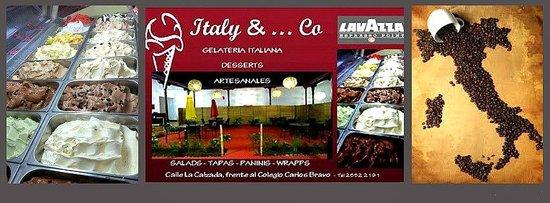 Gelateria Italy & ... Co